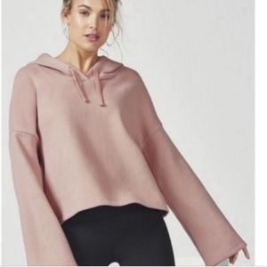 NWT Fabletics Blush Pink Charlee Pullover